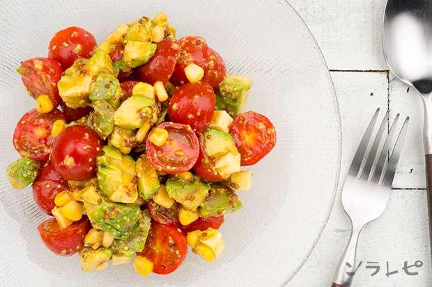 ミニトマトとアボカドのサラダ_main2