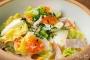 キャベツと卵のサラダ_sub1