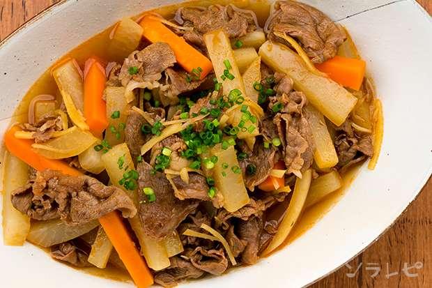 牛肉と大根のコチュジャン煮_main2