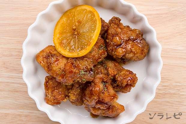 鶏肉のレモン醤油煮_main2