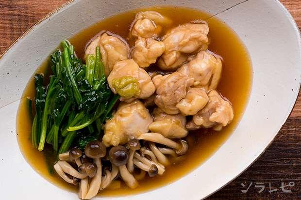 鶏肉の治部煮風_main2