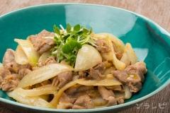 豚肉の味噌生姜焼き