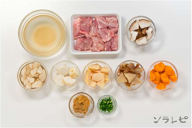 根菜の味噌煮_main3