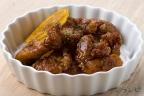 鶏肉のレモン醤油煮