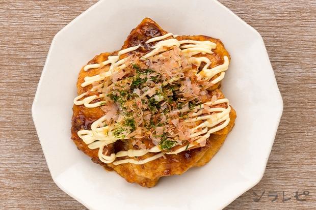 鶏胸肉のたこ焼き風_main2