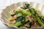 小松菜のオイスターマヨ和え