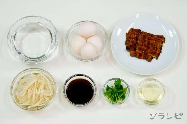 ウナギの柳川風煮_main3