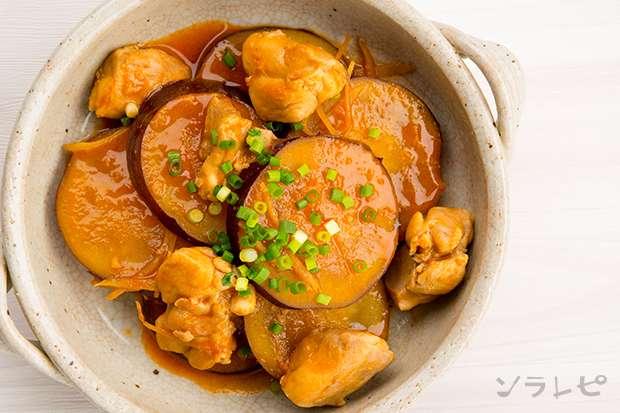 鶏肉とさつま芋のコチュジャン煮_main2