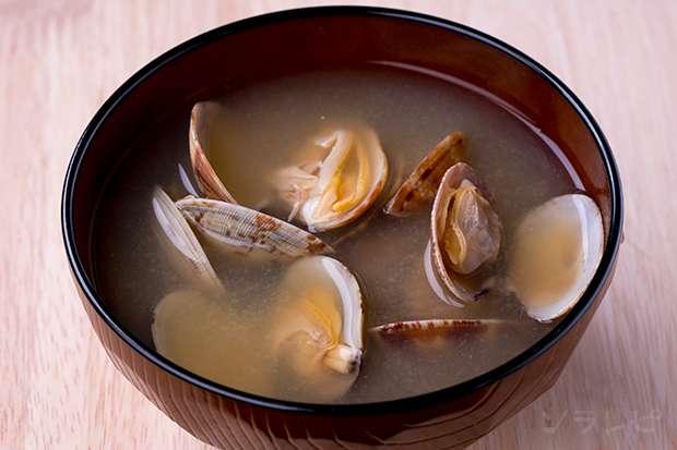 アサリの味噌汁_main1