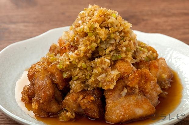 鶏唐揚げの香味ソースがけ_main1