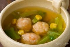 エビ団子スープ