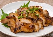 鶏肉のごま七味照り焼き
