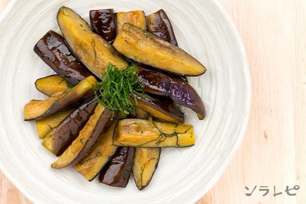 茄子の大葉味噌炒め_main2