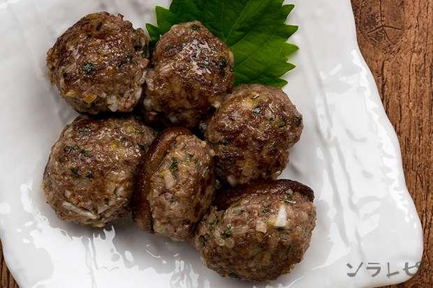 シイタケの肉詰め_main2