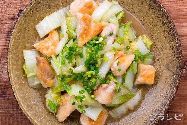 鶏肉と白菜の塩炒め_main2