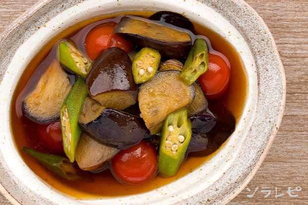 夏野菜のさっぱり煮_main2