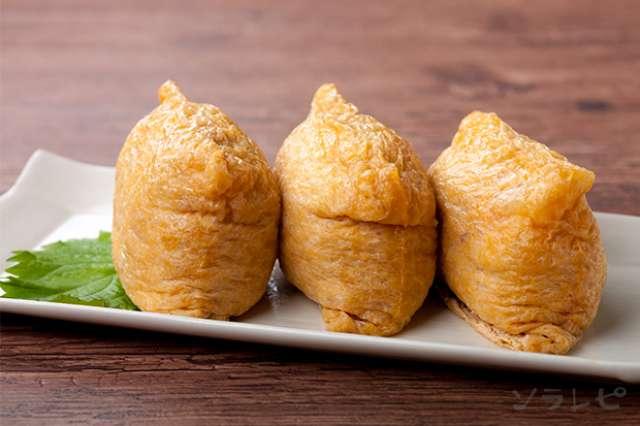 具だぐさんいなり寿司のレシピ 健康レシピと献立のソラレピ