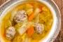 れんこん鶏団子の野菜スープ煮_sub2