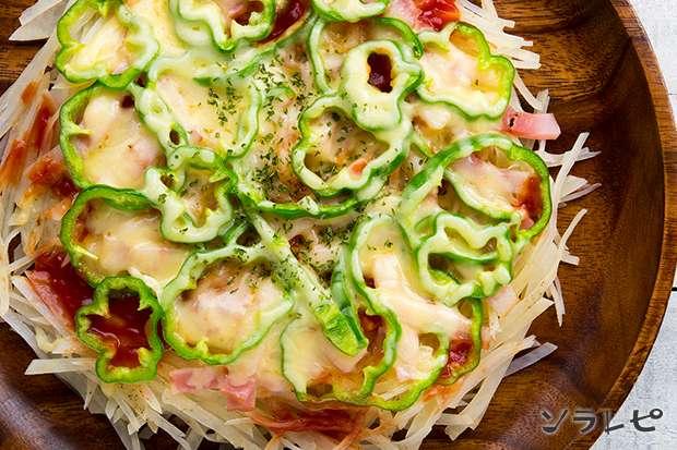 ジャガイモとベーコンのピザ風_main2