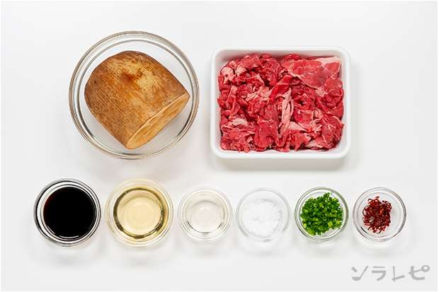 牛肉とたたきレンコンの炒め_main3