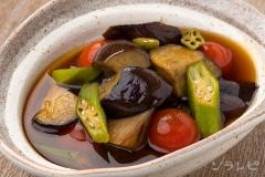 夏野菜のさっぱり煮