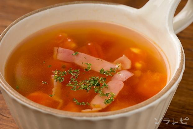 トマトとベーコンのスープ_main1
