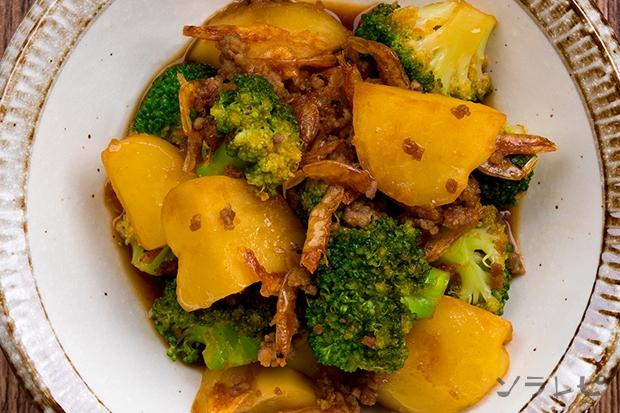 挽肉とジャガイモのコチュジャン炒め_main2