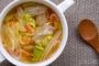 白菜と桜えびの野菜スープ_sub2