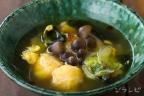 海老のつみれスープ