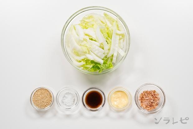 白菜のおかかオイマヨ和え_main3