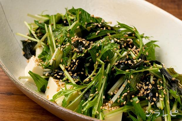 中華風豆腐サラダ_main1