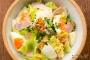 キャベツと卵のサラダ_sub2