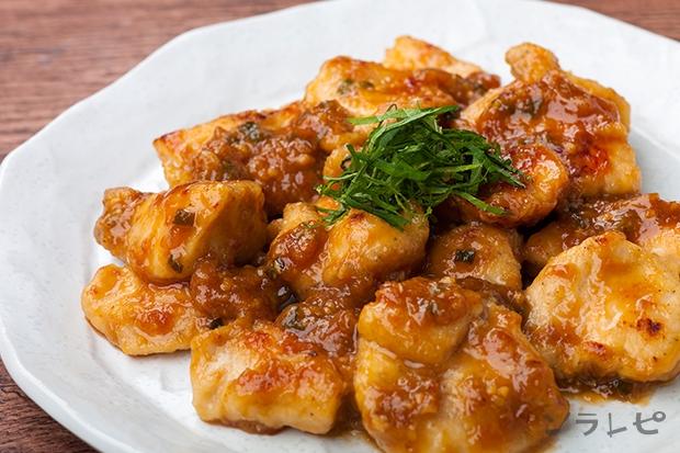 鶏肉の香味味噌照り焼き_main1