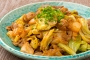 豚肉とキャベツのキムチ味噌炒め_sub1