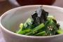 小松菜の海苔ゴマ和え_sub1