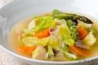 春野菜のコンソメ煮