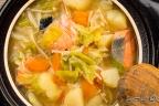 石狩鍋(鮭鍋)