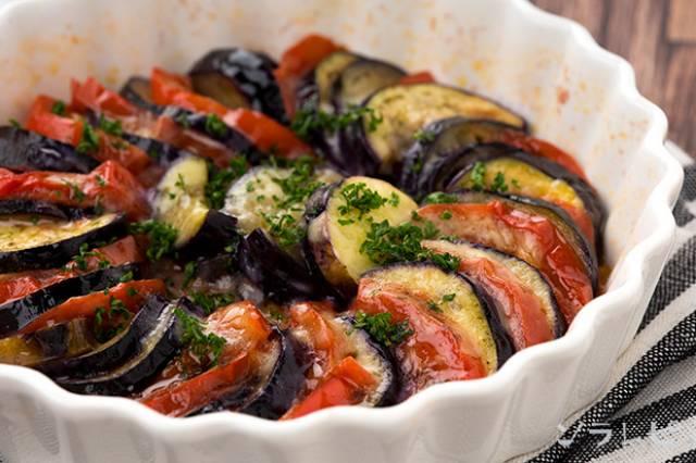 焼き トマト なす と の チーズ なすとトマトの重ね焼き|キユーピー3分クッキング|日本テレビ