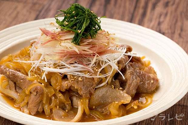 豚の照り焼き香味野菜のせ_main1