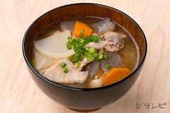 糀入り生姜豚汁