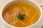 タマネギのコンソメスープ