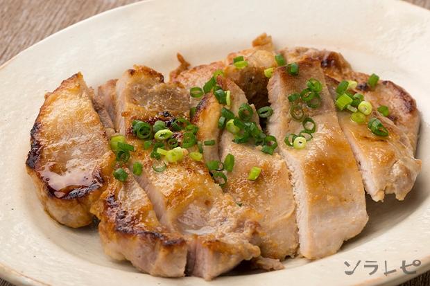 豚肉の味噌焼き_main1
