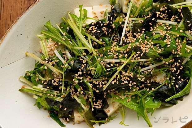 中華風豆腐サラダ_main2