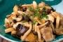 鶏肉とキノコのガーリックソテー_sub1
