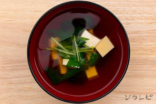 豆腐と三つ葉のすまし汁_main2