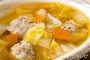 れんこん鶏団子の野菜スープ煮_sub1