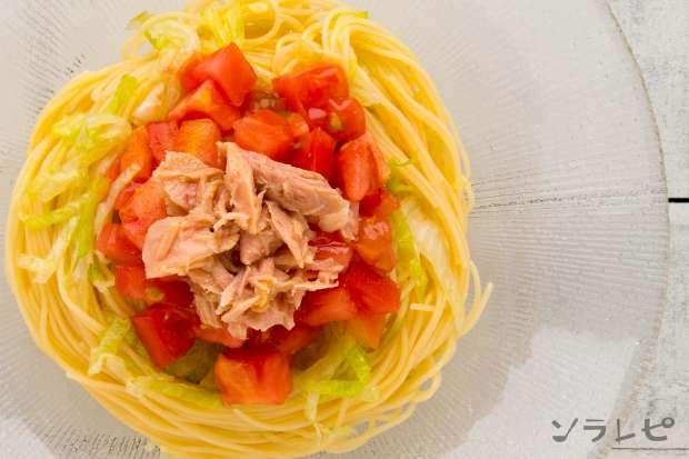 フレッシュトマトの冷製パスタ_main2