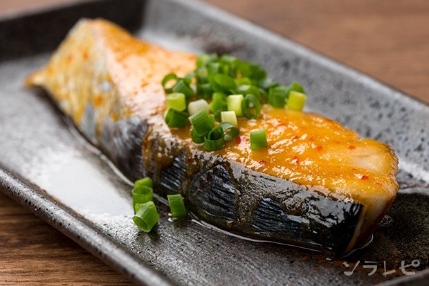 サワラのねぎ味噌焼き_main1