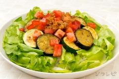 夏野菜たっぷりタコライス
