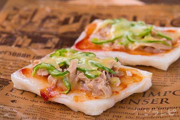お餅のピザ_main1